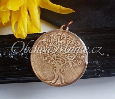 Amulety hojnost -STROM ŽIVOTA, amulet