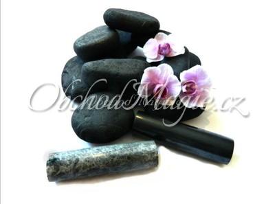 Šungit-ŠUNGIT, harmonizační, masážní sada