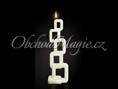 Designové svíčky Alusi-Designová svíčka Tara 27cm