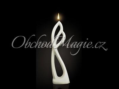 Designové svíčky Alusi-Designová svíčka Ava 25,5cm
