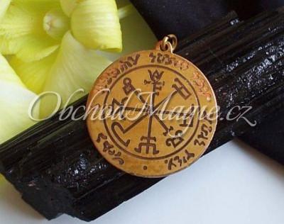 Amulety zdraví -RADOST ŽIVOTA, amulet