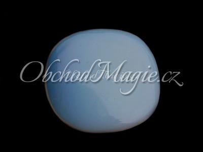 Mýdla a srdíčka-Měsíční kámen tromlovaná masážní hmatka