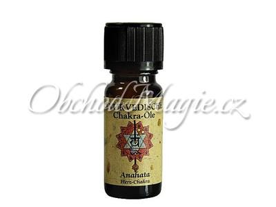 Čarkové oleje-Srdeční čakra, čakrový éterický olej