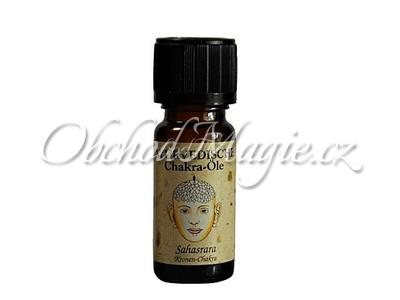 Čarkové oleje-Korunní čakra, čakrový éterický olej