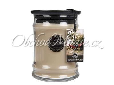 Luxusní vonné svíčky-Luxusní vonná svíčka Pozdní odpoledne střední