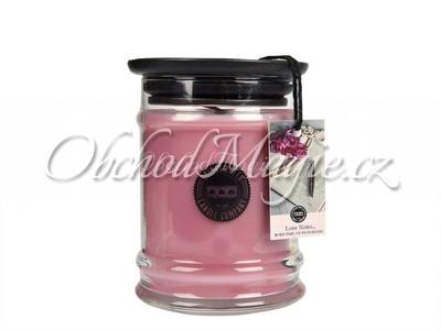 Luxusní vonné svíčky-Luxusní vonná svíčka Láska střední