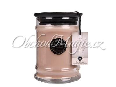 Luxusní vonné svíčky-Luxusní vonná svíčka Sweet Grace střední