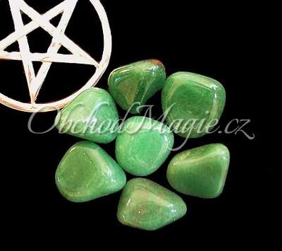 Magické sady kamenů-Avanturín zelený magická sada 7 kamenů
