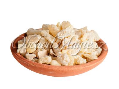 Pryskyřice a balzámy-Kadidlo Indie pryskyřice 20g