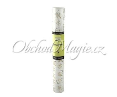 Vonné tyčinky Feng shui-Zdraví Feng Shui vonné tyčinky