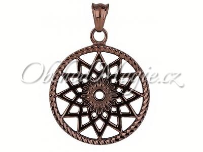 Amulety ochrana -Lapač snů hvězda moka amulet