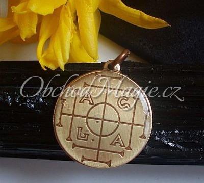Amulety hojnost -Amulet Bohatství