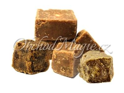 Pryskyřice a balzámy-Zlatá ambra Premium pryskyřice - kostka