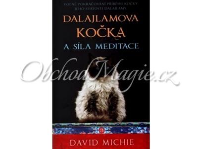 Romány a naučné-Dalajlamova kočka a síla meditace - David Michie
