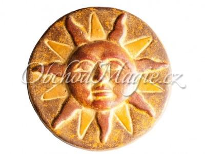 Slunce-Slunce z keramiky 24cm