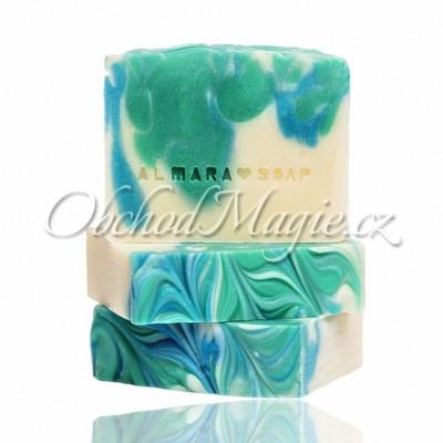 Česká přírodní mýdla -Přírodní mýdlo pro muže Morning Shower