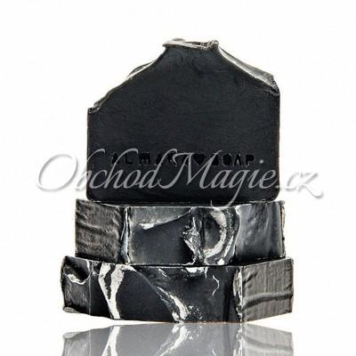 Česká přírodní mýdla -Almara Soap přírodní mýdlo Black As My Soul