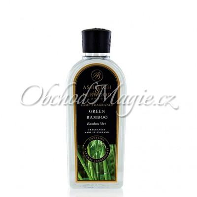 Náplně do lamp-Náplň do parfémové lampy GREEN BAMBOO 500 ml