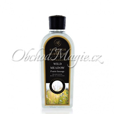 NÁPLNĚ DO LAMP-Náplň do parfémové lampy WILD MEADOW 500 ml
