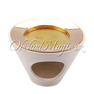 Vykuřovací pícky-Vykuřovací pícka keramická INKA bílá