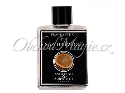 Vonné esenciální oleje-Vonný esenciální olej SANDALWOOD santalové dřevo