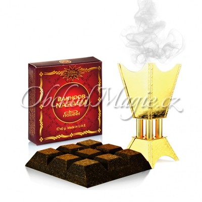 Bakhoor-NASAEM BAKHOOR Nabeel Perfumes kadidlo