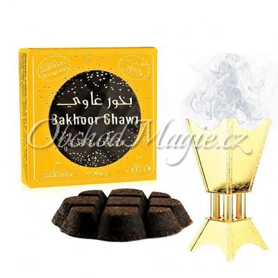 Bakhoor-GHAWI BAKHOOR Nabeel Perfumes kadidlo