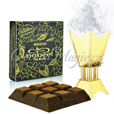 Bakhoor-BLACK BAKHOOR Nabeel Perfumes kadidlo