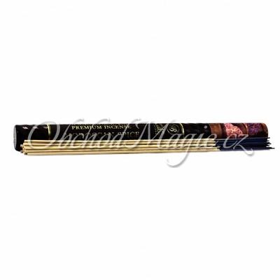 Luxusní a dlouhé tyčinky-Luxusní dlouhé vonné tyčinky MOROCCAN SPICE 34 cm