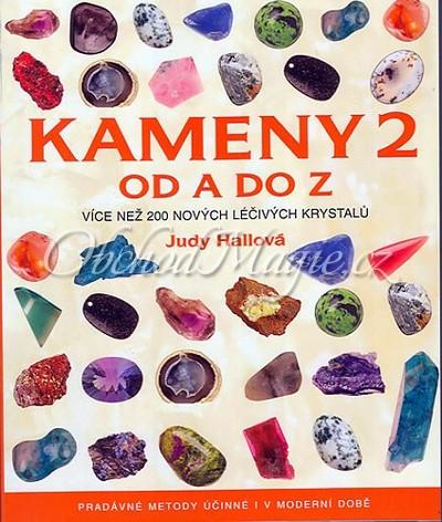 Kameny-KAMENYod A do Z 2, Judy Hallová